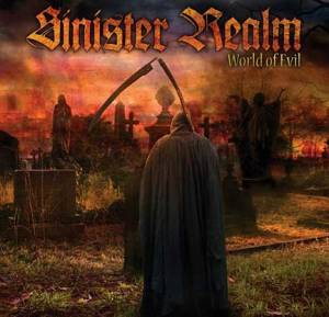Sinister Realm - World Of Evil - promo cover pic