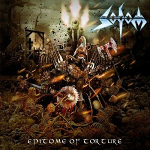 Sodom - Epitome Of Torture - promo cover pic