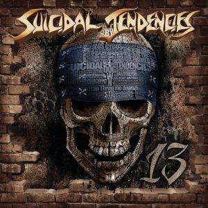 Suicidal Tendencies - 13 - promo cover