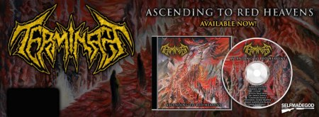 Terminate - Ascending To Red Heavens - promo banner - 2013