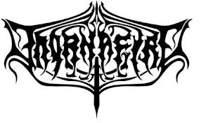 Thornafire - band logo - B&W