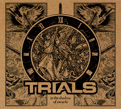 Trials - In The Shadows Of Swords - promo cover pic