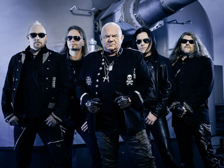 U.D.O. - Group Photo - 2013 - #1 - promo