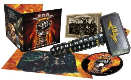 U.D.O. - Steelhammer - Box Set - promo pic