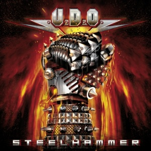 U.D.O. - Steelhammer - promo cover pic!