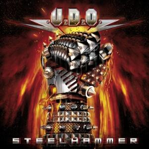 U.D.O. - Steelhammer - promo cover pic!