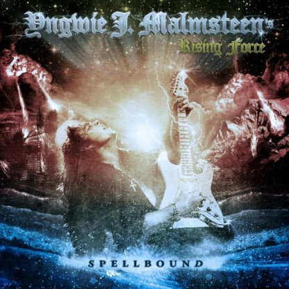 Yngwie Malmsteen - Spellbound - promo cover pic