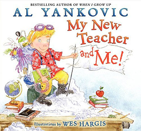 Al Yankovic - My New Teacher And Me - promo cover pic