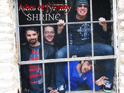Ashes Of Tyranny - Shrine - EP - promo pic