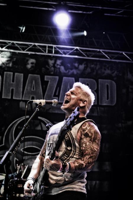 BIOHAZARD - Billy Graziadei - publicity pic - #1 - 2012
