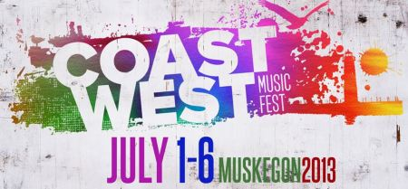 Coast West - Music Fest - 2013 - promo banner