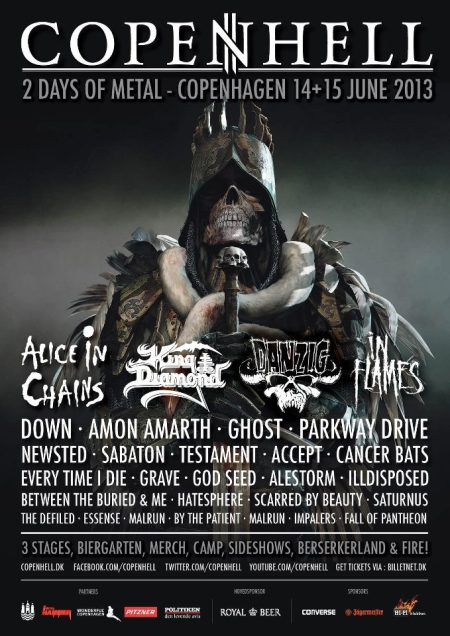 Copenhell - june - 2013 - promo flyer