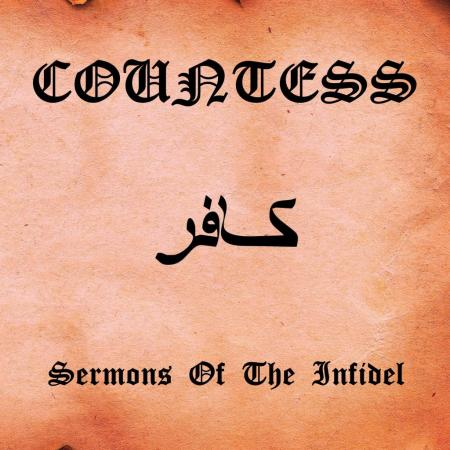 Countess - Sermons Of the Infidel - EP - promo cover