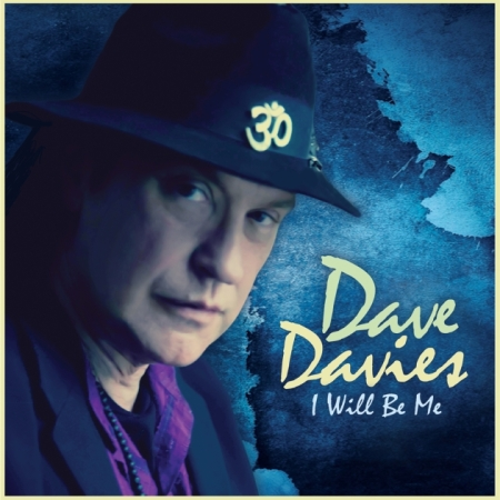 Dave Davies - I Will Be Me - promo cover pic