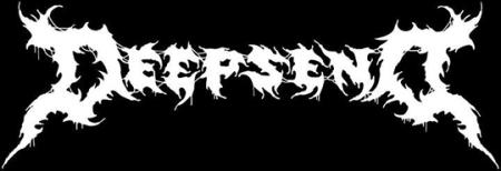 Deepsend Records - Large Logo - 2013 - B&W