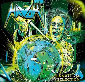 Havok - Unnatural Selection - promo cover pic