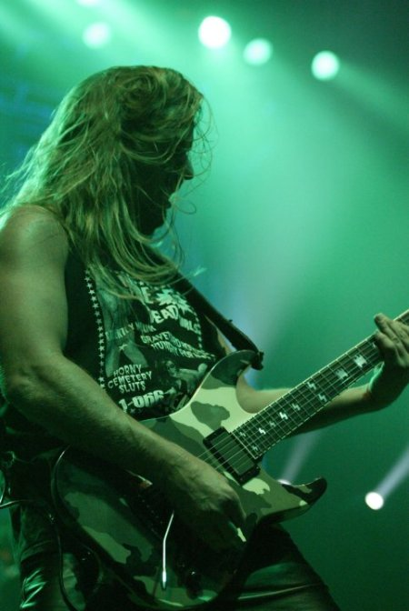 Jeff Hanneman - publicity pic - 2010 - #1 - Slayer facebook credit