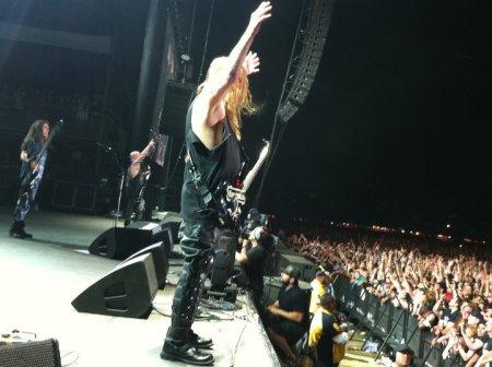 Jeff Hanneman - publicity pic - 2011 - #1 - Big 4
