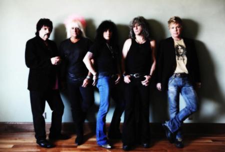 King Kobra - band promo pic - 2013 - #1
