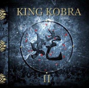 King Kobra - II - promo cover pic