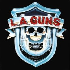 l.a. guns - band logo - promo - #1