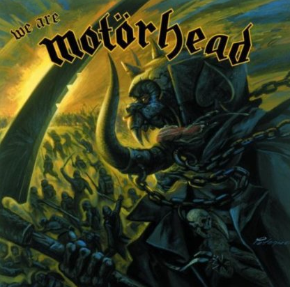 Motorhead - We Are Motorhead - promo cover pic