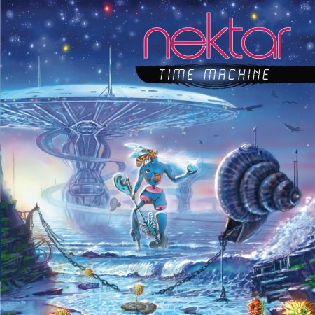 Nektar - Time Machine - promo cover pic