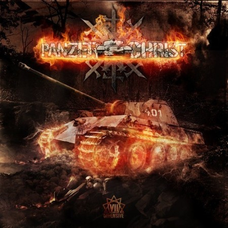 Panzerchrist - 7th Offensive - promo cover pic