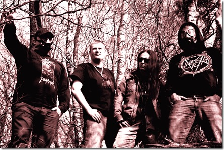 Panzerchrist - promo band pic - 2013 - #1