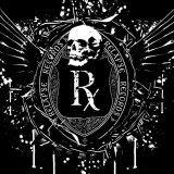 Relapse Records - logo - B&W - small
