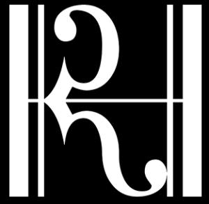 Revolution Harmony - Large Logo - B&W