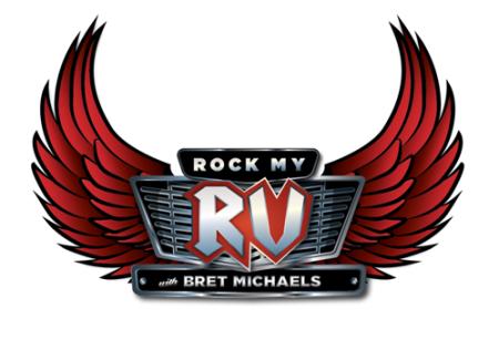 Rock My RV - travel channel - series logo - 2013