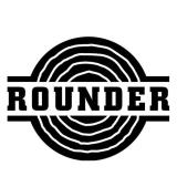 Rounder (Records) - Logo - B&W