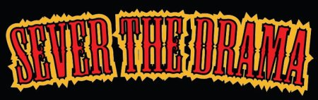 Sever The Drama - large band logo