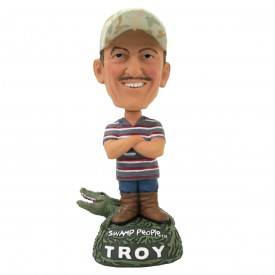 Swamp People - Troy - Bobble Head - promo pic