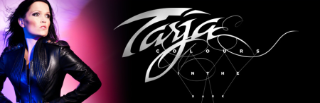 Tarja - Colours In The Dark - promo banner pic - 2013 - #1