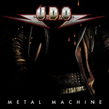 U.D.O. - Metal Machine - promo cover pic - 2013