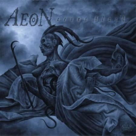 Aeon - Aeons Black - Large Promo CD Cover