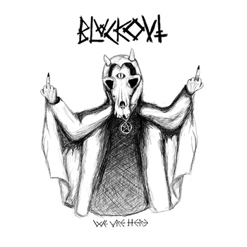 Blackout - We Are Here - 3 song sampler - promo cover