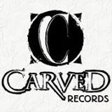 CARVED Records - Logo - B&W