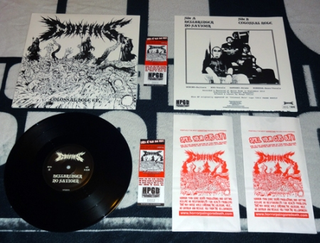 Coffins - Colossal Hole - Deluxe package - promo pic