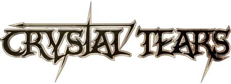 crystal tears - band logo - large