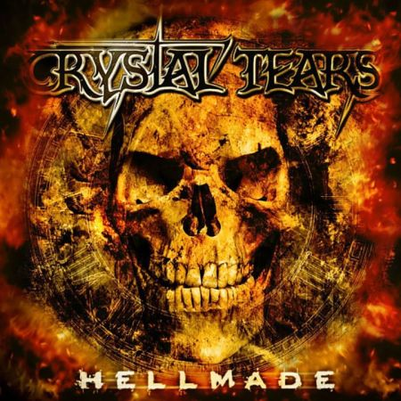 Crystal Tears - Hellmade - promo cover pic