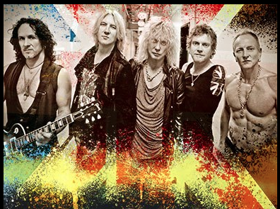 Def Leppard - promo band pic - 2013 - #7