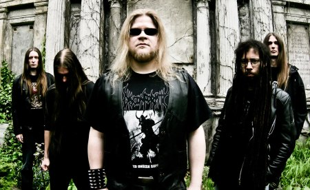 Dehuman Reign - band promo pic - 2013 - #!
