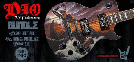 Dio - 30th Anniversary Bundle - promo banner admat - 2013