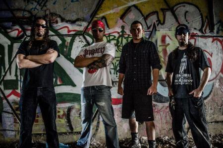 Extinction Protocol - band promo pic - 2013 - #1