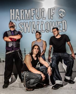 Harmful If Swallowed - band pic promo - #3
