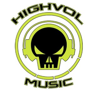 Highvol Music - large logo!