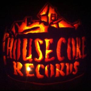 Housecore Records - logo - promo
